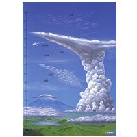 見上げればわかる 雲のようすと天気の変化 全2巻