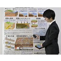 防災学習日本大地図