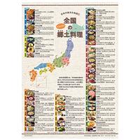 日本の食文化地図